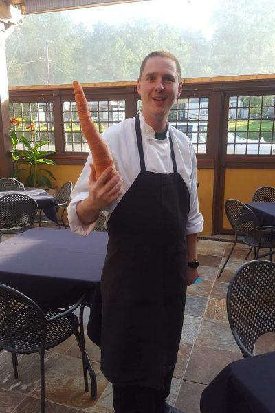 Chef Brent Eason